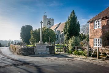Fototapeta na wymiar Bethersden Village, Kent, UK
