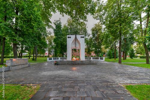 Fotografia  Eternal Flame - Suzdal, Russia
