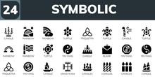 Symbolic Icon Set