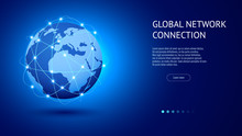 Global Network Connection Conc...