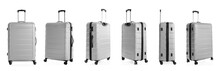 Set Of Stylish Light Suitcase ...
