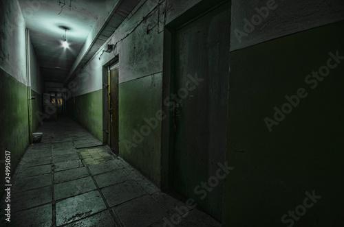 Photographie Dark corridor
