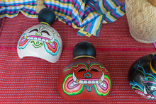 Ghost Mask, Calabash Mask For ...