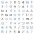 marker icons set