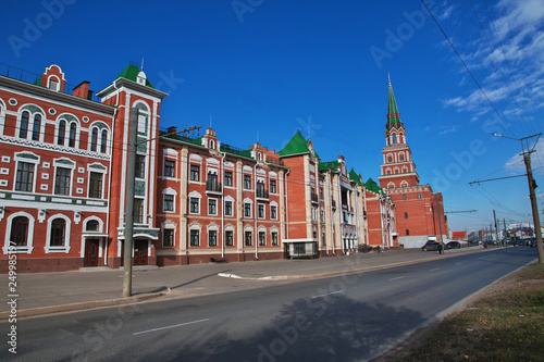 Wall Murals Bridges Russia Yoshkar-Ola