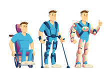 Evolution Of Exoskeletons For ...