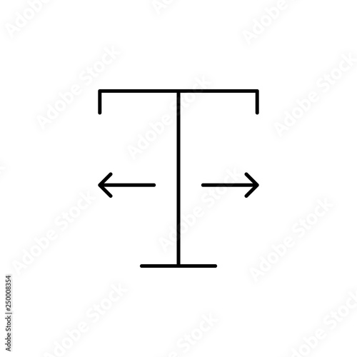 Valokuva  format, text, width icon