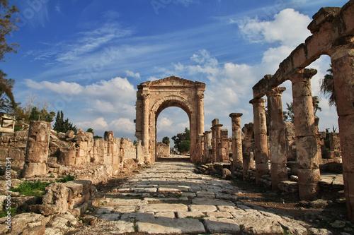 Staande foto Algerije Lebanon Sur