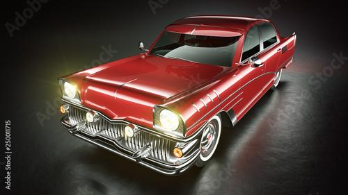 klasyczny-nowoczesny-samochod-renderowania-3d
