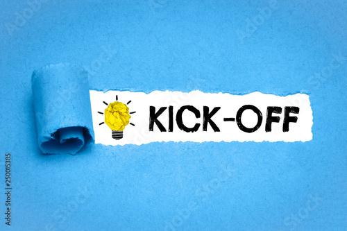 Fotografija Kick-off