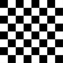 Doodle Chess Seamless Pattern ...