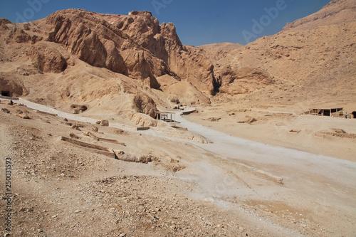 Fotografía Egypt Luxor Valley of queens