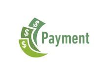 Money Dollar, Payment Logo Vector