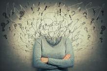 Mess Instead Head Losing Brain