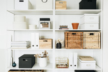 Modern Home Office Cabinet Int...