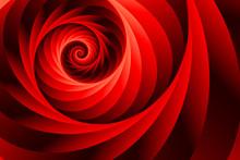 Spiral Fractal Background