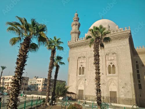Photographie  Historic building in Hugharda city, Egypt