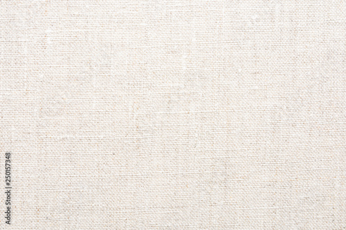 Acrylic Prints Fabric Texture of natural linen fabric