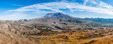 Fototapeta Tęcza - Mount St Helens