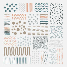 Mixed Background Patterns