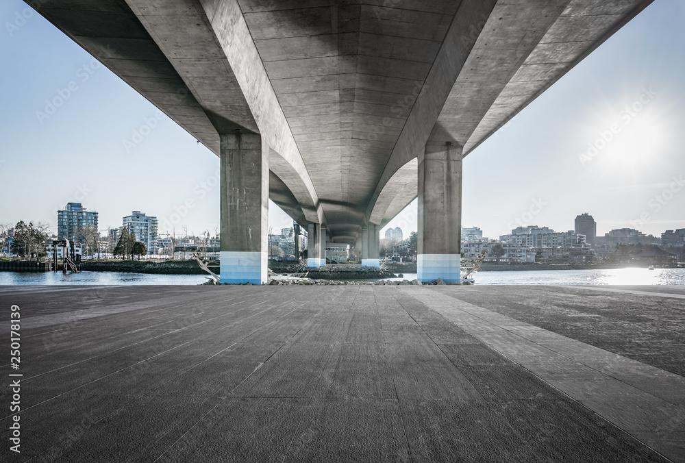 Fototapety, obrazy: empty street