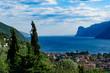RIVA DEL GARDA, Garda Lake, Veneto region, ITALY Biggest Italian lake