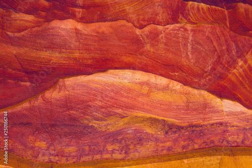 Fotografie, Obraz  Coloured Canyon is a rock formation on South Sinai (Egypt) peninsula