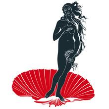 Birth Of Venus, Geburt Der Ven...