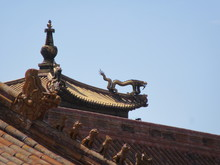 China, Roof Top Detail