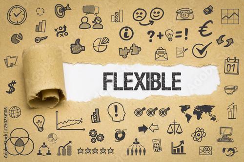 Fotografie, Obraz  Flexible