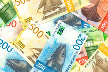 Some New Norwegian Krone Bank Notes