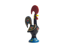 Traditional Ceramic Rooster Portugal