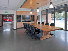 Fire Station Meeting Room
