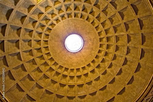 Fotografie, Obraz  Parthenon Ceiling by Skip Weeks
