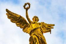 Golden Angel Independence Monu...