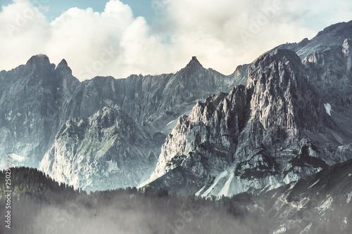 Dachstein in der Steiermark (Alpen) - Gebirge Wallpaper Mural