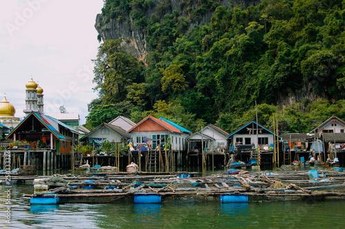 Fototapety, obrazy: shopping in Thailand