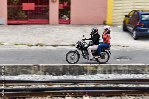 Photo  Serviço de transporte depessoas - Mototaxi