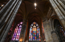 Colorful Stained Glass Windows