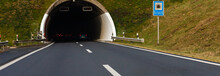 Tunnel On The Swiss Road, Driv...