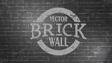 Realistic Light Brown Brick Wa...