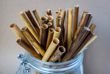 Zero Waste Reed Drinking Straw...