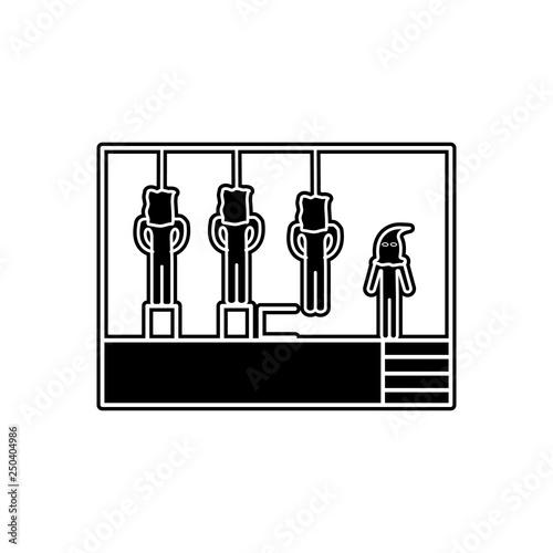 Fotografía  Execution by Hanging  icon