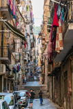 Fototapeta Uliczki - Napoli, Qartiere Spagnolo