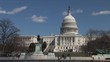Capitol Building in Washington DC United States