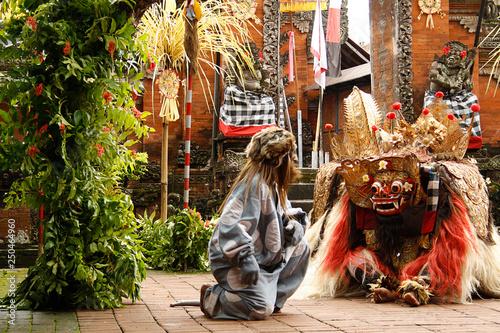 Poster Bangkok Balinese Barong Cultural Dance Show, Bali