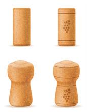 Corkwood Cork For Wine And Cha...