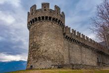 Montebello Castle, Bellinzona,...