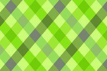 Green Argyle Tone Icon Texture Art Background Pattern Design Graphic