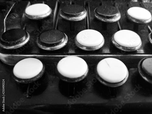 Buttons bayan close-up.Key accordion close-up. Tapéta, Fotótapéta
